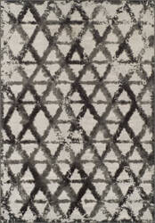 Dalyn Cadence Ce11 Pewter Area Rug