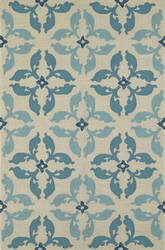 Dalyn Cabana Cn17 Peacock Area Rug