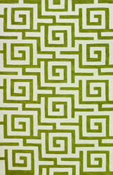 Dalyn Infinity If1 Citron Area Rug