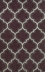 Dalyn Infinity If3 Plum Area Rug
