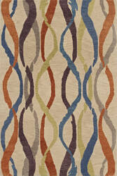 Dalyn Impulse Is1 Linen Area Rug