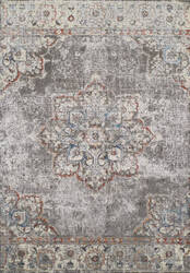 Dalyn Lavita Lv522 Pewter Area Rug