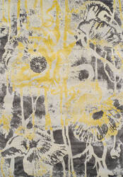 Dalyn Modern Greys Mg601 Lemon Area Rug