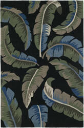 Dalyn Maui Mm3 Black Area Rug