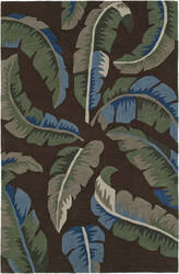 Dalyn Maui Mm3 Chocolate Area Rug