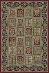 Dalyn Malta Mt181 Red Area Rug