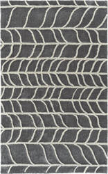 Dalyn Pesario Pe2 Pewter Area Rug