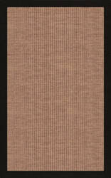 RugStudio Riley EB1 mocha 107 black Area Rug