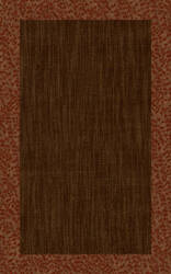 RugStudio Riley sr100 chocolate 237 Area Rug