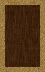 RugStudio Riley sr100 chocolate 241 Area Rug