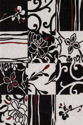 Dalyn Studio Sd20 Black Area Rug