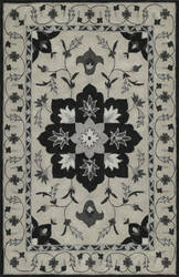 Dalyn Tribeca Tb4 Silver Area Rug