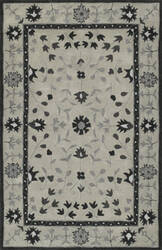 Dalyn Tribeca Tb5 Silver Area Rug