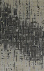 Dalyn Upton Up1 Pewter Area Rug