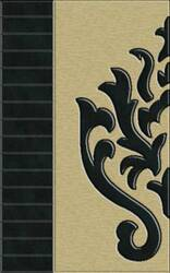 Rugstudio Riley DL10 Black-Putty Area Rug