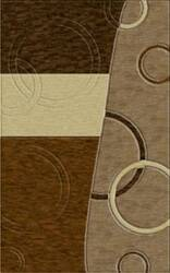 Rugstudio Riley DL14 Mocha-Putty-Caramel-Stone Area Rug