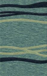 Rugstudio Riley DL15 Sky-Navy-Seaglass Area Rug