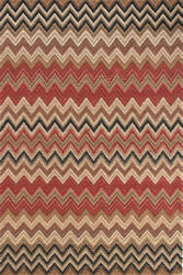Rugstudio Sample Sale 92361R Jute Area Rug