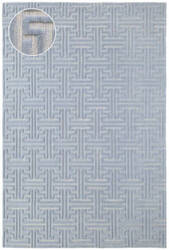 Dash And Albert Beekman Knotted Delphinium Area Rug