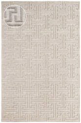 Dash And Albert Beekman Knotted Zinc Area Rug