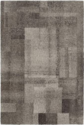 Dash And Albert Cinder Micro Hooked Grey Area Rug