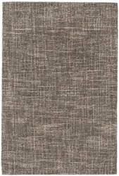 Dash And Albert Crosshatch Da64 Charcoal Area Rug