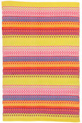 Dash And Albert Fiesta Stripe Indoor - Outdoor Multi Area Rug