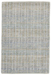 Dash And Albert Geneva Woven Blue Area Rug
