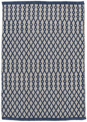 Dash And Albert Harvey Indoor - Outdoor Navy Area Rug