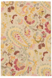 Dash And Albert Ines Wool Pink Area Rug