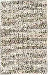 Dash And Albert Jute Woven Ice Area Rug