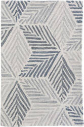 Dash And Albert Karari Hooked Blue Area Rug