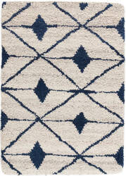 Dash And Albert Kenitra Knotted Indigo Area Rug