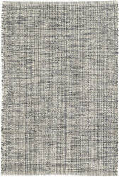 Dash And Albert Marled Woven Indigo Area Rug