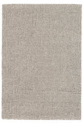 Dash And Albert Matrix Wool Grey Area Rug