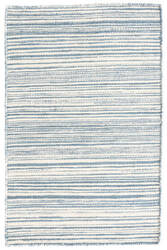 Dash And Albert Melange Linen Denim Area Rug