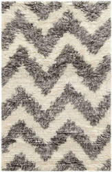 Dash And Albert Neutra Woven Grey Area Rug