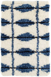 Dash And Albert Noma Woven Indigo Area Rug