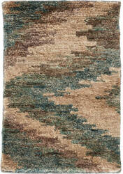 Dash And Albert Oasis Knotted Natural Area Rug