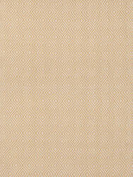 Dash And Albert Petit Diamond RDB355 Wheat - Ivory Area Rug