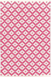 Dash And Albert Samode 92385 Fuchsia/Ivory Area Rug