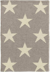 Dash And Albert Star Rdb367 Grey - Ivory Area Rug