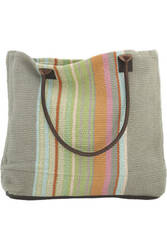 Dash and Albert Stone Soup 60351 Woven Cotton Tote Bag