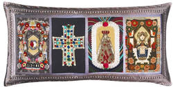 Designers Guild Patio Pillow 176099 Multicolore