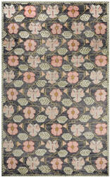 Designers Guild Tapestry Flower 176176 Emerald Area Rug