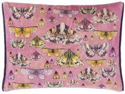 Designers Guild Issoria Pillow 176057 Rose