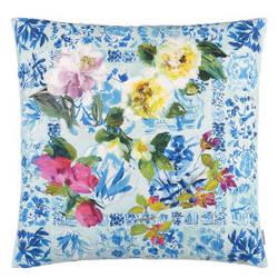 Designers Guild Majolica Pillow 176071 Cornflower