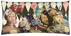Designers Guild Le Curieux Pillow 176065 Argile
