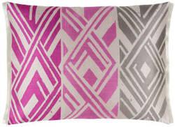 Designers Guild Valbonella Pillow 176185 Fuchsia