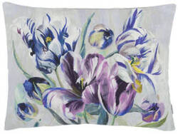 Designers Guild Tulipa Stellata Pillow 176180 Violet
